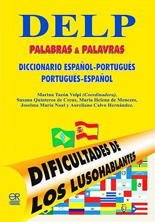 DELP - Diccionario Español - Portugués / Portugués - Español ( Dicionário Português - Espanhol )