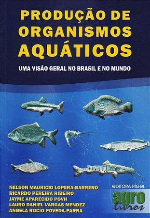 Produção de organismos aquáticos