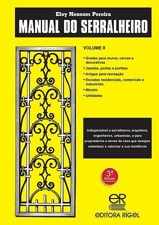 Manual do Serralheiro - Volume II