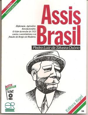 Assis Brasil Coleção Esses Gauchos