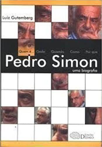 Pedro Simon - Uma Biografia
