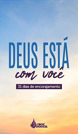 Deus está com você (Eneas Francisco)