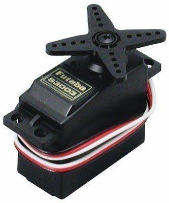 Servos Futaba S3003 Stander glow - elétrico