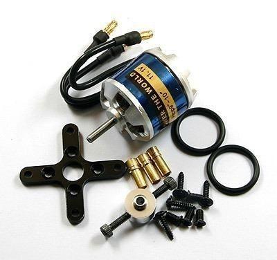 Motor Emax 2215/25 11.1v 950kv Para Aeromodelos 500-900g