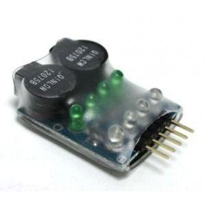 Monitor De Bateria Interna Aviso Sonoro 2-4s