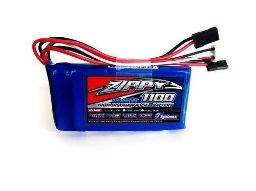 Bateria Life 6,6 volts 1100a 2S 10C