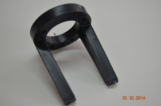 Montante em nylon para motores glow 60/61