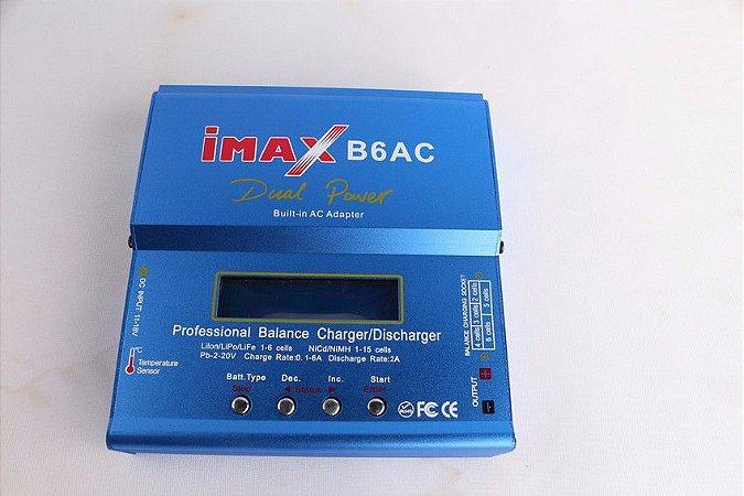 Carregador Imax B6 AC 80W