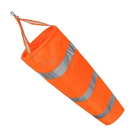 Biruta para medição de vento Aviação LHLL-80cm Sock Bag + Correia Reflexiva