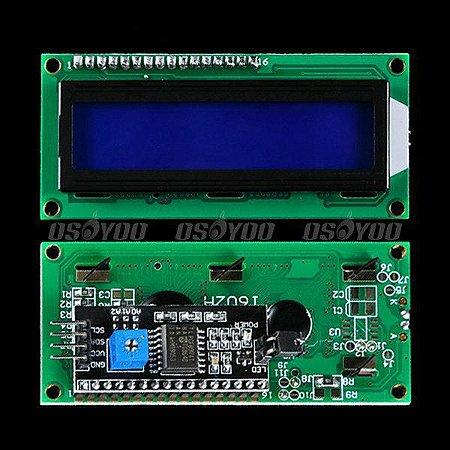 LCD Display Module 5 V Serial IIC / I2C / TWI para Arduino UNO