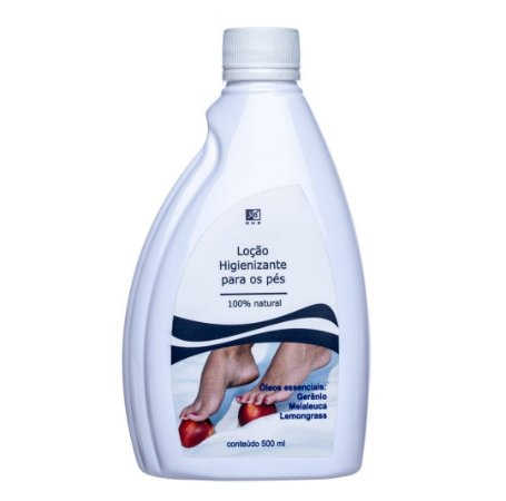 Higienizante para os Pés com Óleos Essenciais 500ML - RHR