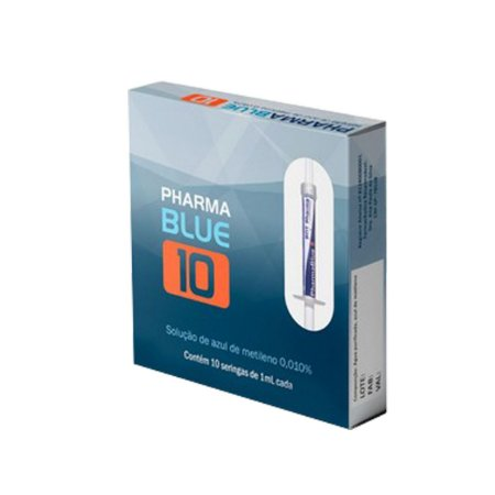 Azul de Metileno Pharmablue
