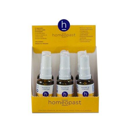 Kit Homeopast Reparador de Unha-30ml