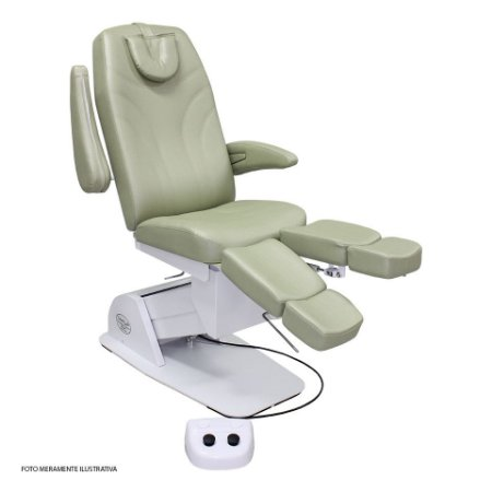 Cadeira Essencial PSA Semiautomática Podontolider