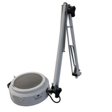 Luminaria LED com Exaustor Padrão Podonto Lider Bivolt
