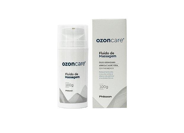 Fluido de Massagem Ozoncare 100g