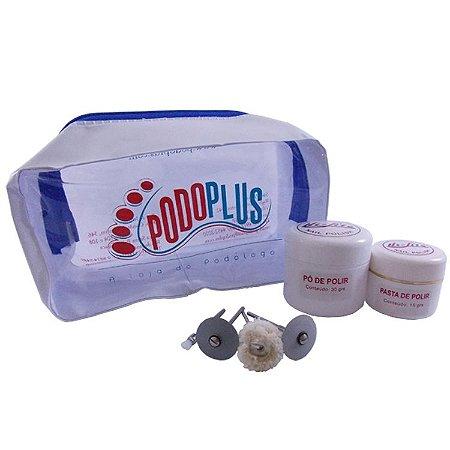 Kit de Polimento para Motor Podoplus
