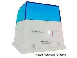 Mini Incubadora Biológica BKI4 Biomeck Científica Bivolt