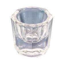 Dappen  de Vidro Transparente
