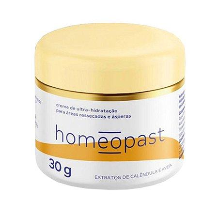 Homeopast Ultra Hidratação 30 grs