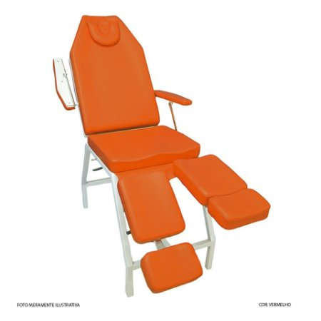 Cadeira PMB Mecanica Basica Podontolider