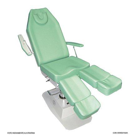 Cadeira PMH Mecanica Hidráulica Podontolider