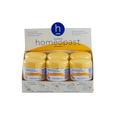 Kit Homeopast Ultra Hidratação 30g