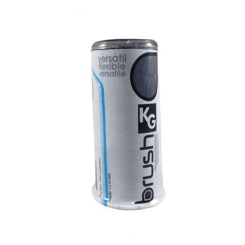 KG Brush KG Sorensen Aplicador de Hemostático Liquido Fino com 100 Unids.