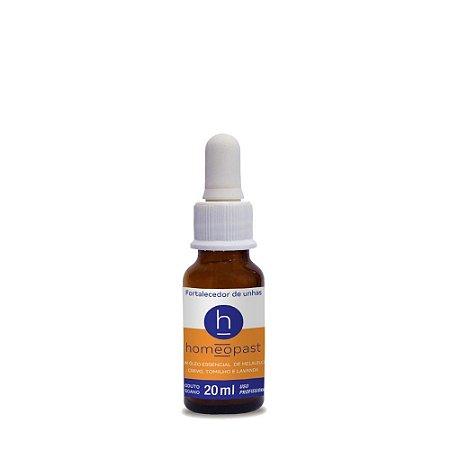 Homeopast Fortalecedor de Unhas 20ml