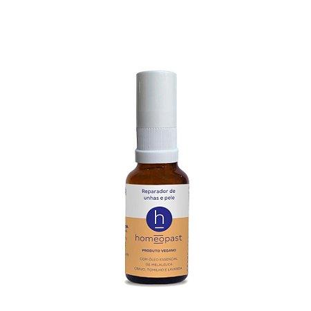 Homeopast Reparador de Unha e Pele 30ml