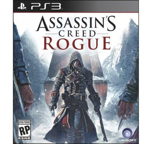 Assassin´s Creed: Rogue - PS3 (usado)