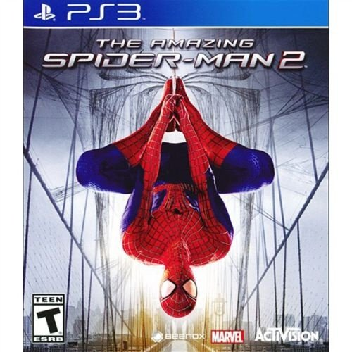 The Amazing Spider-Man 2 - PS3 (usado)