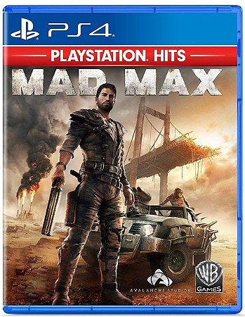 Mad Max Hits - PS4 (usado)
