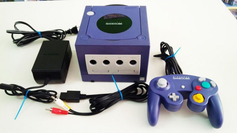 Nintendo Gamecube Indigo (usado)