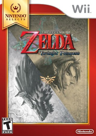 The Legend of Zelda: Twilight Princess - Wii (usado)