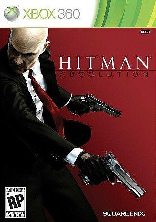 Hitman: Absolution - Xbox 360 (usado)