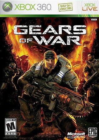 Gears of War - Xbox 360 (usado)
