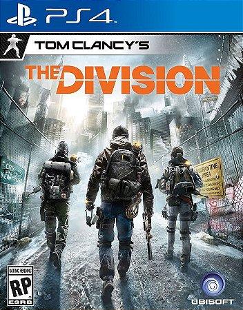 The Division - PS4 (usado)