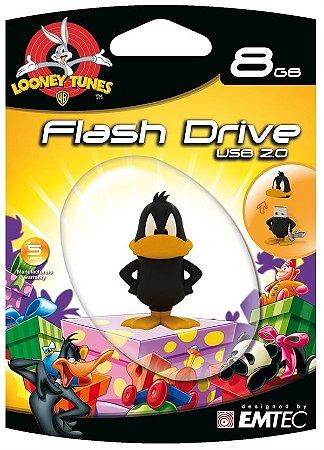 Pen Drive Looney Tunes Daffy Duck 8GB Emtec USB 2.0