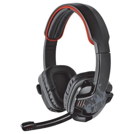 Headset GXT 340 Gaming Surround 7.1 Trust USB