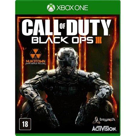 Call of Duty: Black Ops 3 - Xbox One (usado)