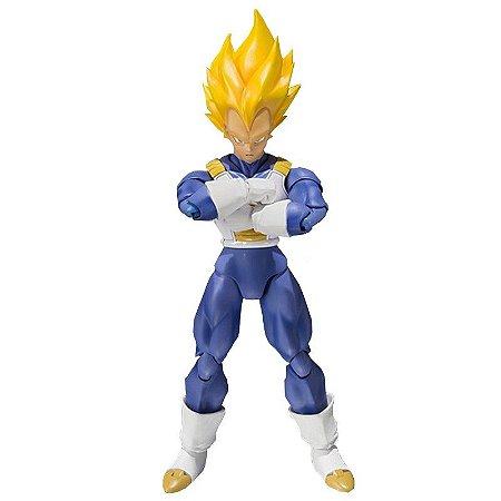 Vegeta Super Saiyan Dragon Ball Z - Premium Color Edition S.H.Figuarts