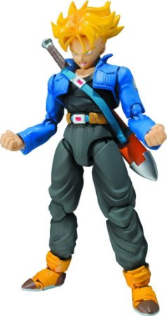 Trunks Dragon Ball Z - Premium Color Edition S.H.Figuarts