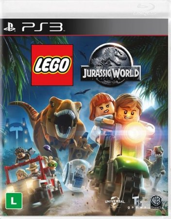 PS3 Lego - Jurassic World