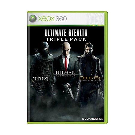 Ultimate Stealth Triple Pack - Xbox 360 (usado)