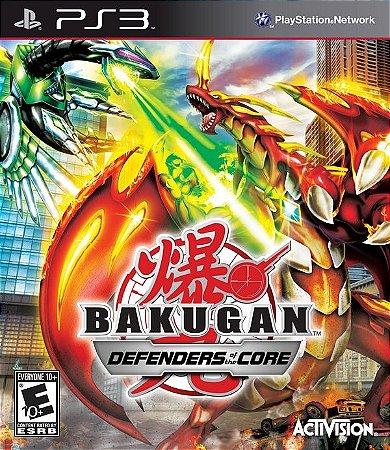 PS3 Bakugan - Defenders of The Core (usado)