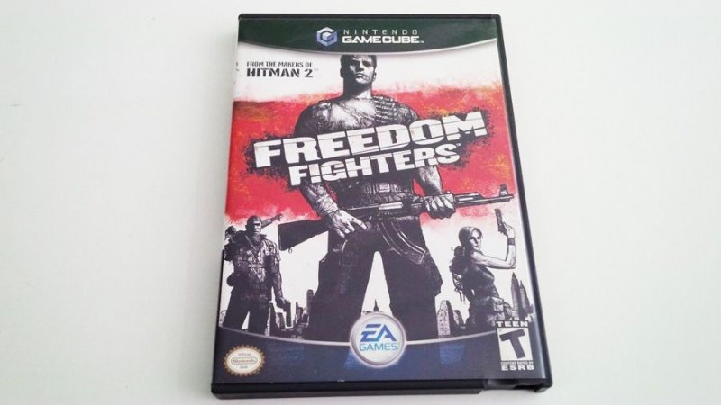 GC Freedom Fighters (usado)
