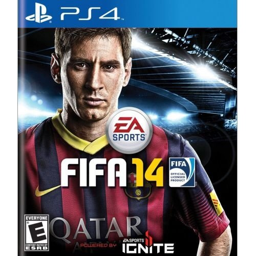 Fifa 14 - PS4 (usado)