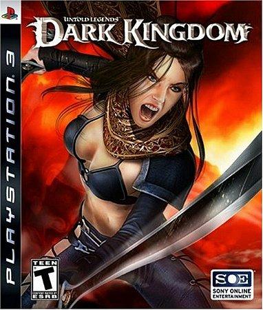 Untold Legends: Dark Kingdom - PS3 (usado)