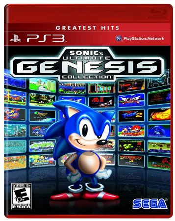 Sonic´s Ultimate Genesis Collection - PS3